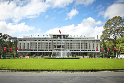 Independence Palace - Ho Chi Minh day tour