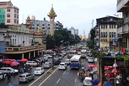 China Town - Myanmar day tour