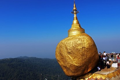 Golden Rock in Yangon - Yangon Day Tour