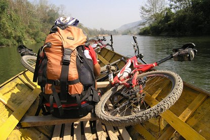 Chili Mountain Bike - Laos Day Tour