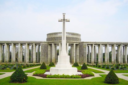 Taukkyan War Cemetery - Myanmar Day tour