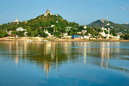 U Min Thonze - Myanmar package tour