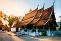 Visit to the magnificent Wat Xiengthong