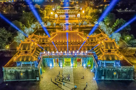 Picture of Ancient capital Hue a hidden gem in Asia: UK magazine